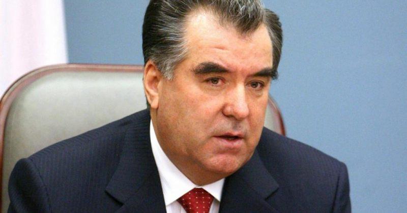 ტაჯიკეთის პრეზიდენტმა ხოროგში სპეცოპერაციის შეწყვეტის შესახებ ბრძანება გასცა