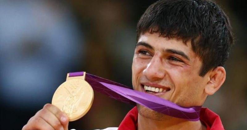 ლაშა შავდათუაშვილი  - 2012 წლის პირველი ქართველი ოლიმპიური ჩემპიონი