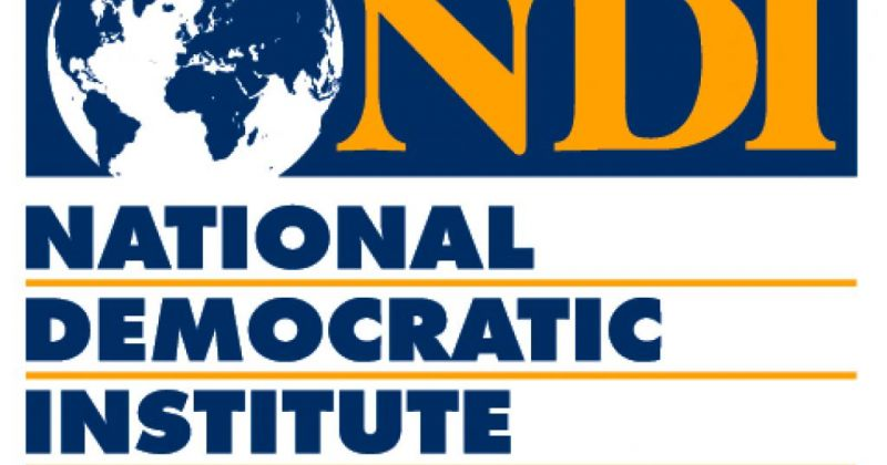 NDI: ამნისტიის მომხრე გამოკითხულთა 12%-ია