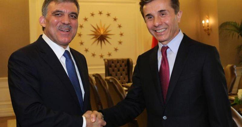 ბიძინა ივანიშვილი თურქეთის რესპუბლიკის პრეზიდენტს შეხვდა