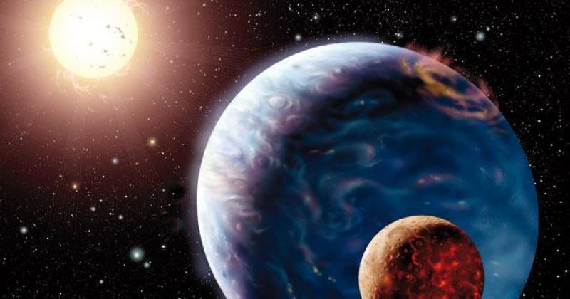 ეგზოპლანეტები: ნაბიჯი ახალი   სიცოცხლის აღმოჩენისკენ