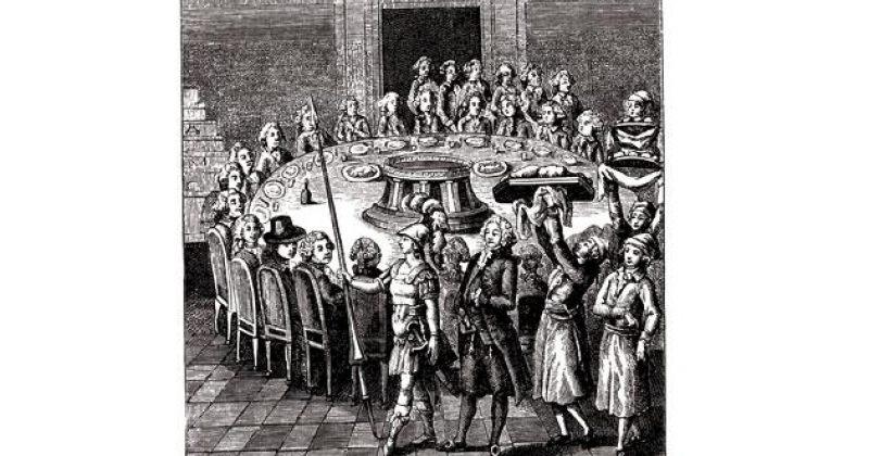 ევროპული სამზარეულოს ევოლუცია
