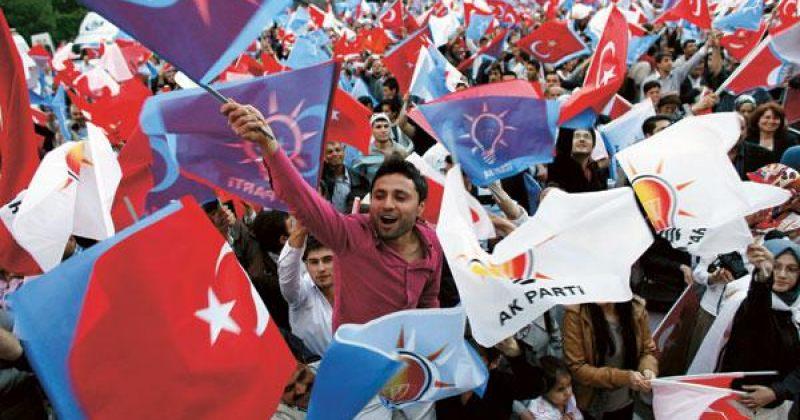 თურქეთი: არჩევნებში  გამარჯვება  და ისტორია