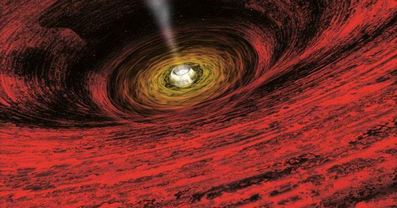 შავი ხვრელების  მოკრძალებული ხიბლი