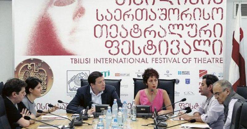 საერთაშორისო თეატრალური  ფესტივალის წლევანდელი აქცენტები
