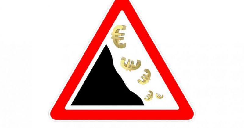 ევროზონა ახალი  ეკონომიკური კრიზისის ზღვარზე