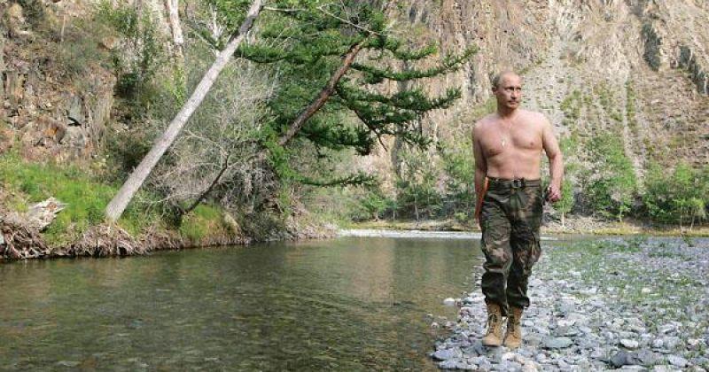 ვლადიმირ  ვლადიმიროვიჩ პუტინი:  რუსეთის ყოფილი და  მომავალი პრეზიდენტი