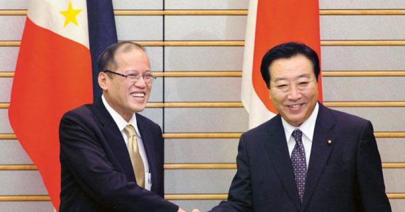ჩინური საფრთხე  იაპონიას და ფილიპინებს თანამშრომლობისკენ უბიძგებს