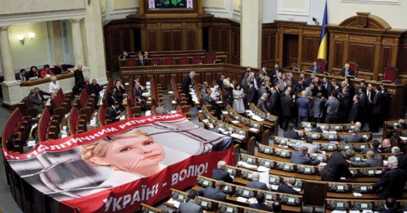 ახალი საარჩევნო კოდექსი იანუკოვიჩს გააძლიერებს