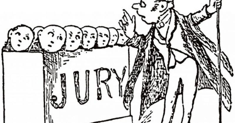 ნაფიცი მსაჯულები –  90 წლის შემდეგ