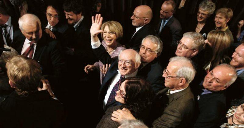 მაიკლ ჰიგინსი ─ ირლანდიის ახალი პრეზიდენტი