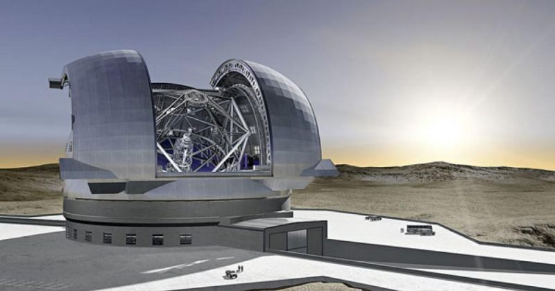 მომავლის ტელესკოპი