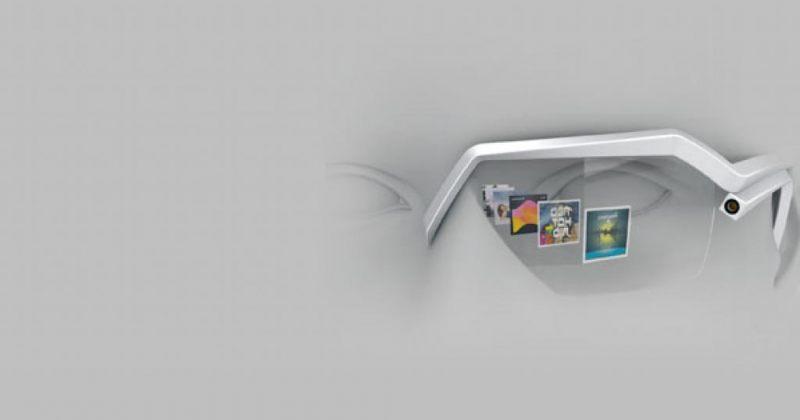 Google-ის ფუტურისტული სათვალე