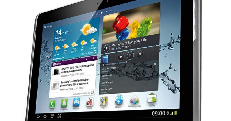 Samsung Galaxy Tab 2   უფრო იაფი, ვიდრე სხვები