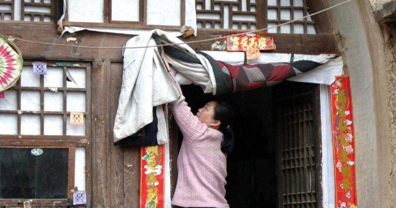 მილიონობით ჩინელი კვლავ გამოქვაბულში ცხოვრობს