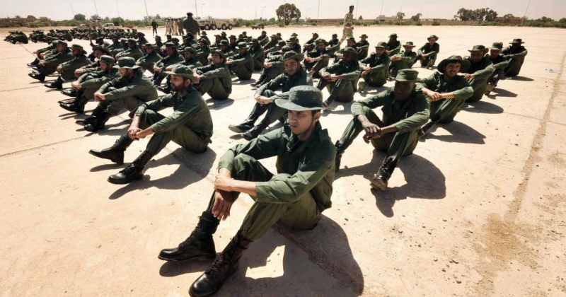 შიში და სიძულვილი ლიბიაში