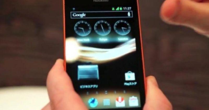 იაპონიაში უდინამიკო მობილური ტელეფონი გამოუშვეს