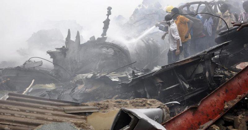 ნიგერიაში ავიაკატასტროფას 150–ზე მეტი ადამიანი ემსხვერპლა