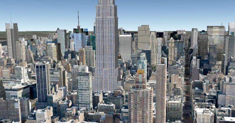 Google-ი სამგანზომილებიან რუკებს ამზადებს