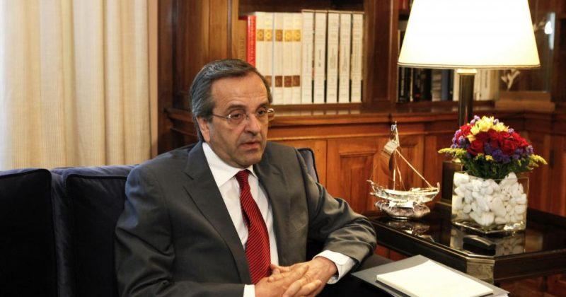 საბერძნეთში კოალიციური მთავრობა ჩამოაყალიბეს