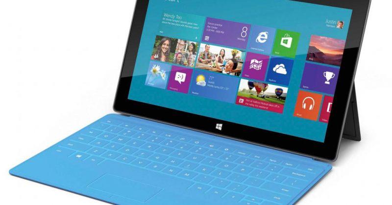 Surface – ტაბლეტების ოჯახი Microsoft-ისგან
