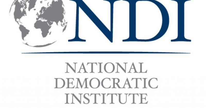 NDI: 50%-ის აზრით, ხელისუფლება არ ახორციელებს მათთვის მნიშვნელოვან ცვლილებებს
