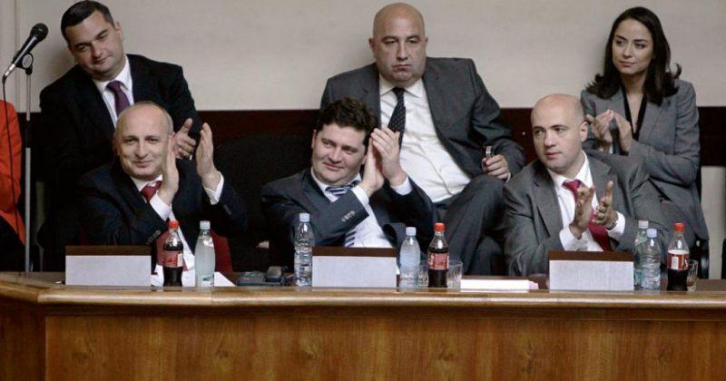 ძველი ახალი მინისტრები WikiLeaks-ში