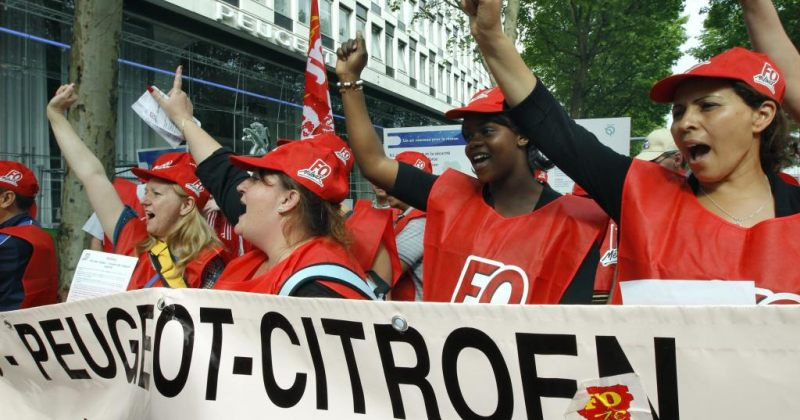 საავტომობილო კომპანია Peugeot Citroen-ი სამუშაო ადგილებს ამცირებს