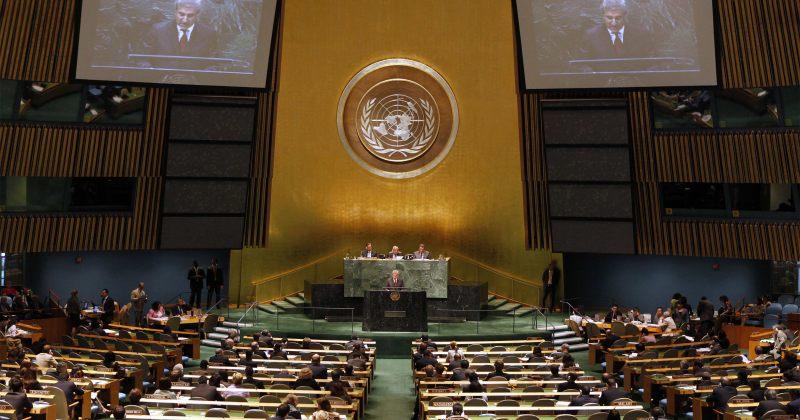 გაეროს პირველი რეზოლუცია COVID-19-ზე ქვეყნებს ადამიანის უფლებების პატივისცემისკენ მოუწოდებს