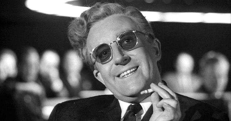 პოლიტიკური  ფილმები ანუ  როგორ  შეგვიყვარდა ბომბი