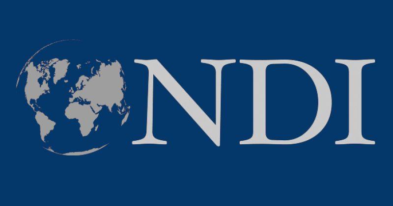 NDI: არჩევნებში მონაწილეთა 33%-მა არ იცის, ვინ არის მისი მაჟორიტარი დეპუტატი