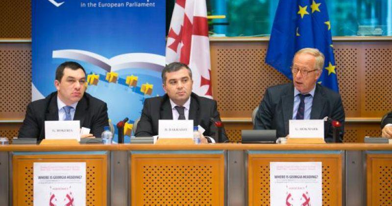 EPP: ახალი ხელისუფლება ევროპა-საქართველოს ურთიერთობას საფრთხეში აგდებს