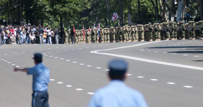 21 მაისის 00:00 საათიდან დილის 05:00 საათამდე რამდენიმე ქუჩაზე მოძრაობა აიკრძალება