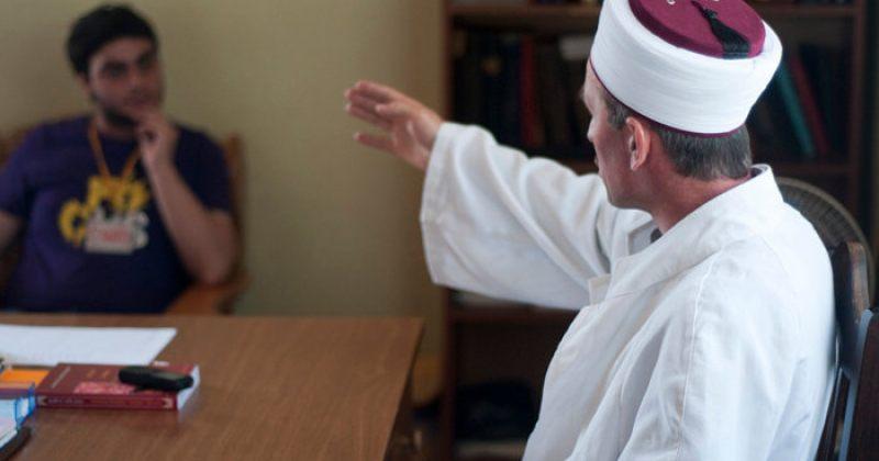 მუფთი ასლან აბაშიძე: აჭარელი მუსლიმები ახალციხისკენ მიემართებიან