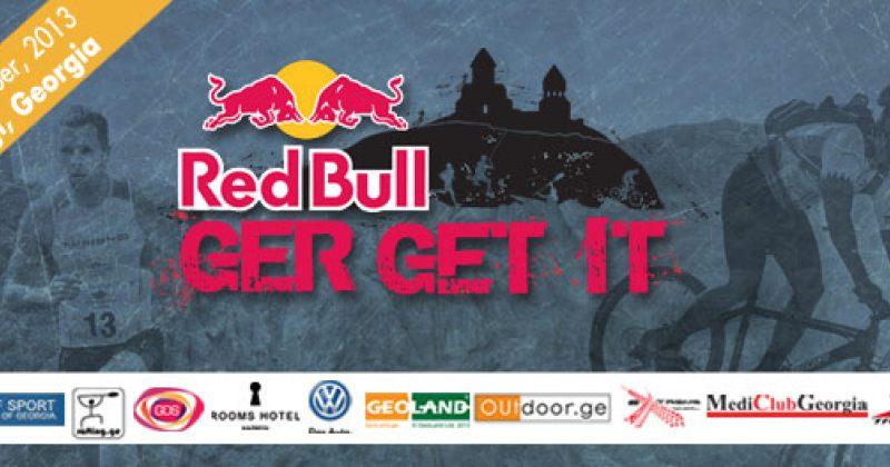 Red Bull GerGetIt 2013