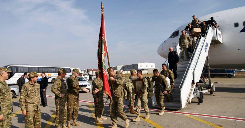 42-ე ბატალიონი ავღანეთში ბათუმის მსუბუქმა ქვეითმა ბატალიონმა ჩაანაცვლა