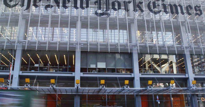 მეამბოხეების გაწვრთნაზე ინფორმაციას NYT Reuters-ზე დაყრდნობით ავრცელებს