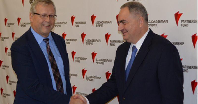 ერიკ ველ ვატნესი: საქართველოში ნორვეგიიდან ინვესტიცია რეალურია