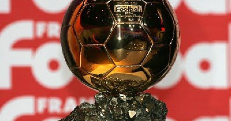 FIFA-მ ოქროს ბურთის პრეტენდენტები დაასახელა