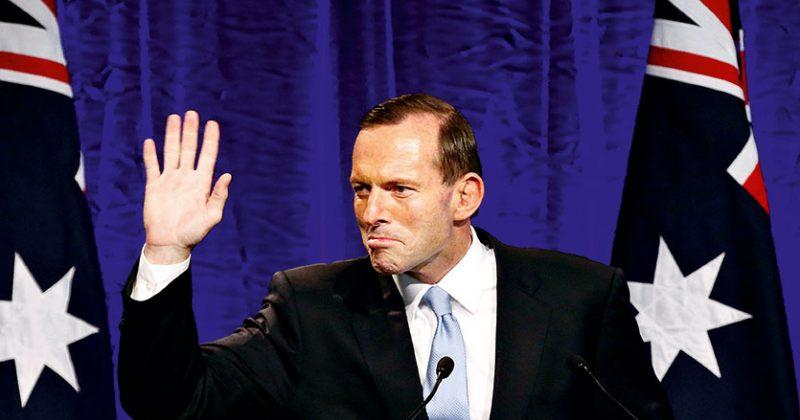 ახალი მთავრობა ავსტრალიაში