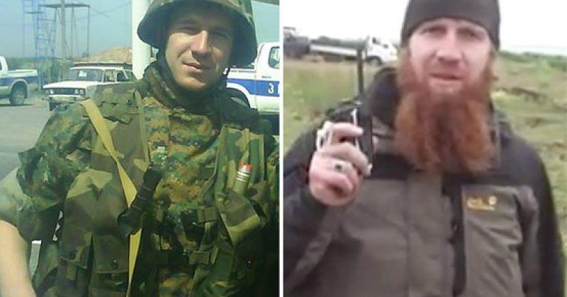 ქართული არმიის ყოფილი ჯარისკაცი, რომელიც სირიელ მეამბოხეებს თავზარს სცემს