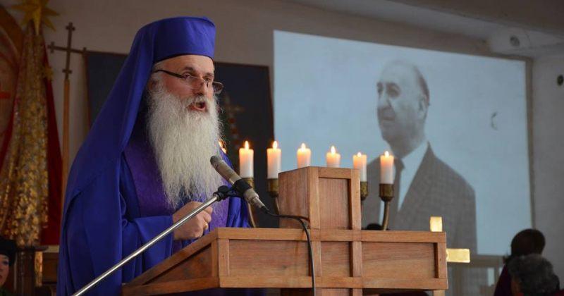 მშვიდობის კათედრალი რელიგიური დისიდენტის დაბადების 100 წლისთავს აღნიშნავს