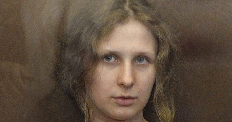 Pussy Riot-ის წევრმა მარია ალიოხინამ სასჯელაღსრულების დაწესებულება დატოვა