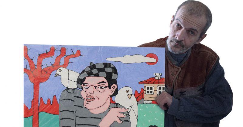 გელა ჯინჭარაძე –  მხატვარი