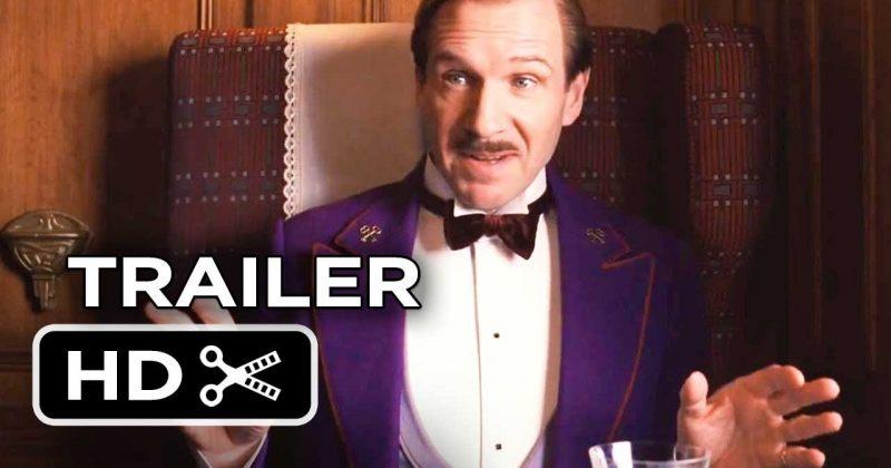 """უეს ანდერსონის ფილმის """"სასტუმრო გრანდ ბუდაპეშტი"""" ტრეილერი"""