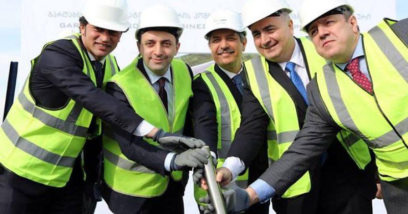 გარდაბანში თბოელექტროსადგურის მშენებლობას საფუძველი ჩაეყარა