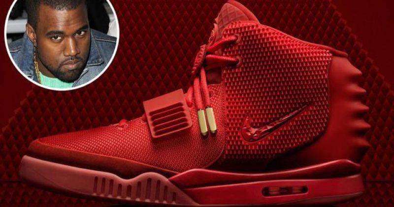 ქანიე უესტის დიზაინით შექმნილი სპორტული ფეხსაცმელი 16 მილიონ დოლარად იყიდება