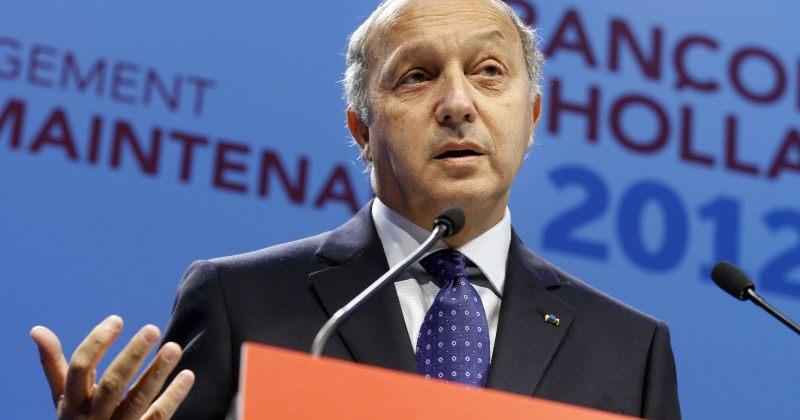 ფაბიუსი: საფრანგეთი მზადაა უკრაინაში კრიზისის დარეგულირებაში შუამავალი იყოს