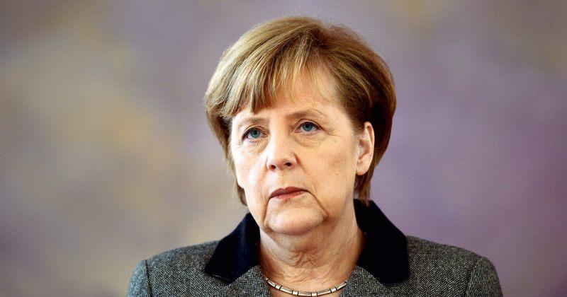 გერმანიის კანცლერმა ყირიმის ანექსიას დანაშაული უწოდა