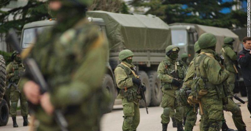 უკრაინელ სამხედროებს ყირიმში იარაღის გამოყენების უფლება მისცეს
